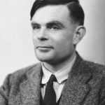 Alan Turing, courtesy National Portrait Gallery London