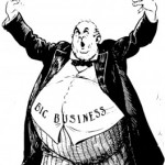 Big Business Cartoon