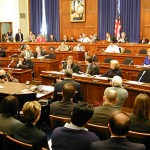 U.S. House Committee in Session