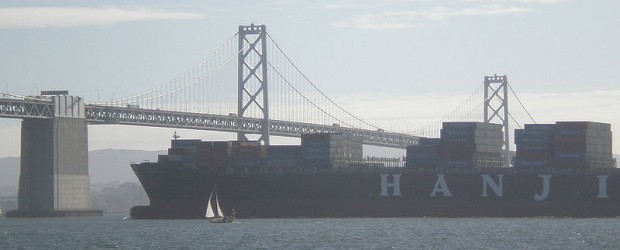 800px-Hanjin_Shipping_cargo_ship_in_SF_Bay_10-5-08_2