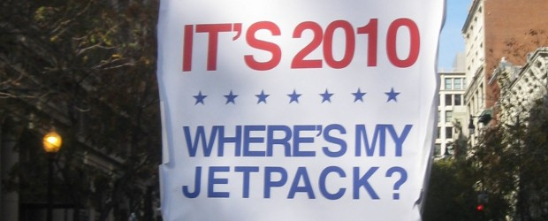 It's 2010. Where's my jetpack?