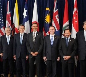 Trans Pacific Partnership Leaders