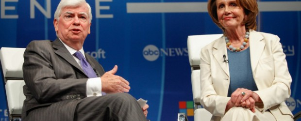 Chris Dodd and Nancy Pelosi
