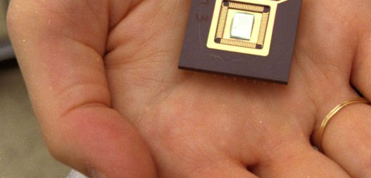 Computer chip example