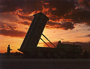 THAAD Launcher